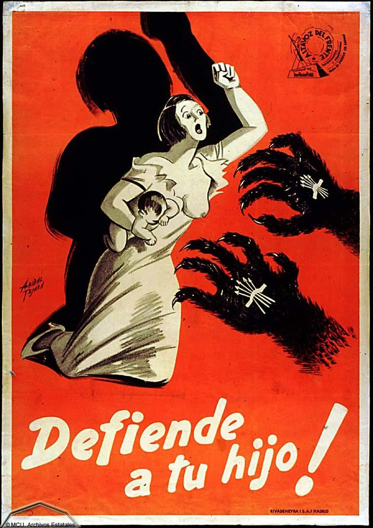 Carteles de la Guerra Civil Española - Jwills