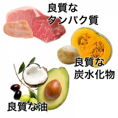 【パレオダイエットで痩せる!※画像あり】ダイエット中も食べたいという人にオススメなのが「パレオダイエット」! 食べるものを選ぶだけで、ご褒美の日もある続きやすいダイエットです。 ■やり方 ※画像参照 パレオダイエットの基本は 良質なタンパク質、炭水化物、脂質(油) をまんべんなく摂る事です。 NGな食材は ・小麦粉(パンやパスタ類) ・白米(食べても少量におさえる) ・ごま油やサラダ油 ・加工肉(ソーセージやハム) ■これを食べよう 1.良質なタンパク質 赤身のお肉や鶏のむね肉、 豚肉ならばら肉ではなく ロースを食べましょう。 調理方法はシンプルに 焼く、蒸す、煮るの いずれかにします。 2.良質な炭水化物 炭水化物はイモ類やカボチャから 摂るようにしましょう。 お肉同様、調理方法はシンプルに。 3.良質な脂質(油) 焼いたりするときに 使用する油はオリーブオイルや アボカドオイル、ココナッツオイルを 使用します。 不飽和脂肪酸(ふほうわしぼうさん)のため、カラダの中で固まること無く健康にも良いです。 ■週に1、2日はご褒美の日 パレオダイエットが長続きする…