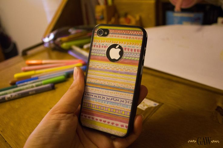 DIY#02: iPhone Case!