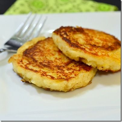 Kartoffelpuffer – German Potato Pancakes  from your Thanksgiving Leftovers | #SundaySupper