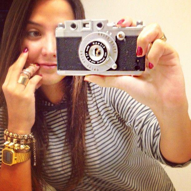 Seria isso uma câmera? Seria isso um iPhone? Sim! Os 2!!!!!! O case mais irado do mundo q transforma o iPhone em câmera de verdade  #gizmon