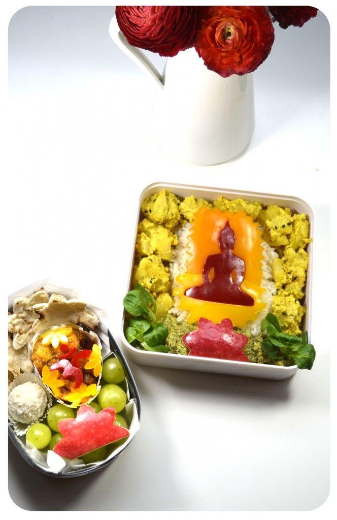 ॐ #buddha #bento ॐ