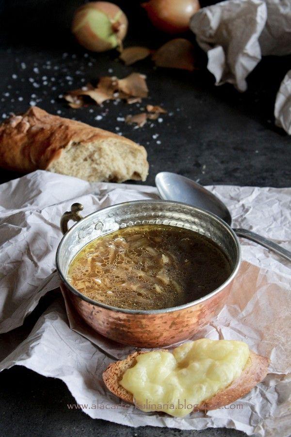 Vega francia hagymaleves az ínyenc konyha imádóinak