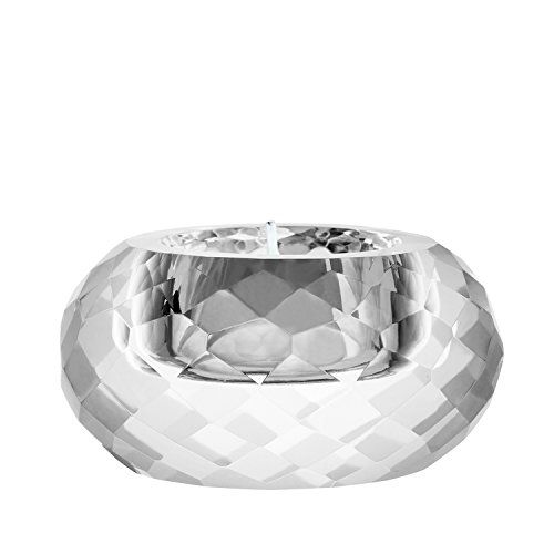 Donoucls Radiance TeaLight Holders Hand Cut Crystal 4x8cm16x32 Clear * More info could be found at the image url.