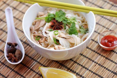Pho – vietnamilainen kanakeitto