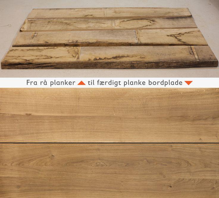 Plankebord fra ksign.dk er et solidt bygget plankebord, som vejer ...