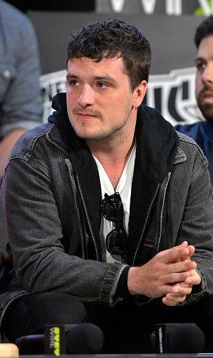 Josh Hutcherson at New...