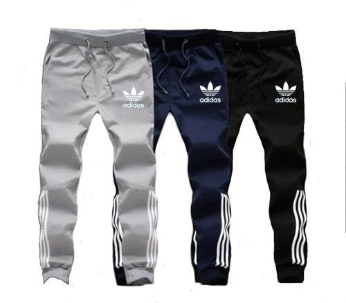 Pantalon Jogging Chupin Deportivo adidas Hombre Jogger Pants