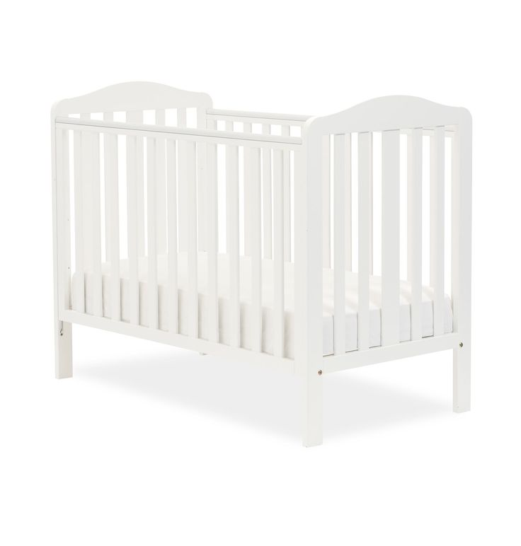 Mothercare Darlington Cot - White