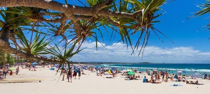 Top 10 Things to do Sunshine Coast 7 Surrounds: #1 Noosa Main Beach