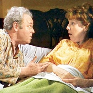 Archie and Edith Bunker Played by: Carroll O'Connor and Jean StapletonFrom: All in the Family (1968-1979)