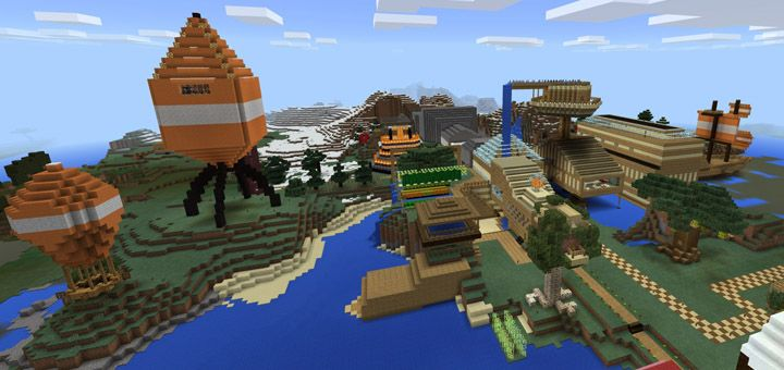 Stampy's Lovely World iscreated by Stampylonghead who is one of the most popular YouTubers in the Minecraft community.Here you will find lots of shops, restaurants, and other weird structures which have been featured in Stampy's videos. Thiswas created by some fans for Xbox but has now been...