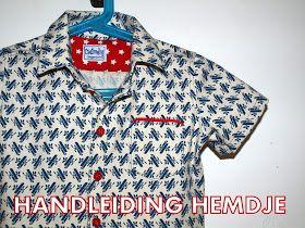 Creatinneling: Handleiding Hemd voor jongens