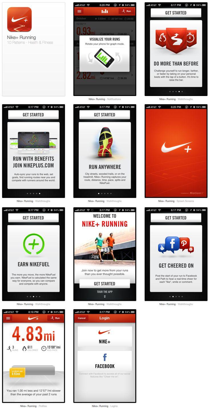 Nike + Running my favorite running app!!