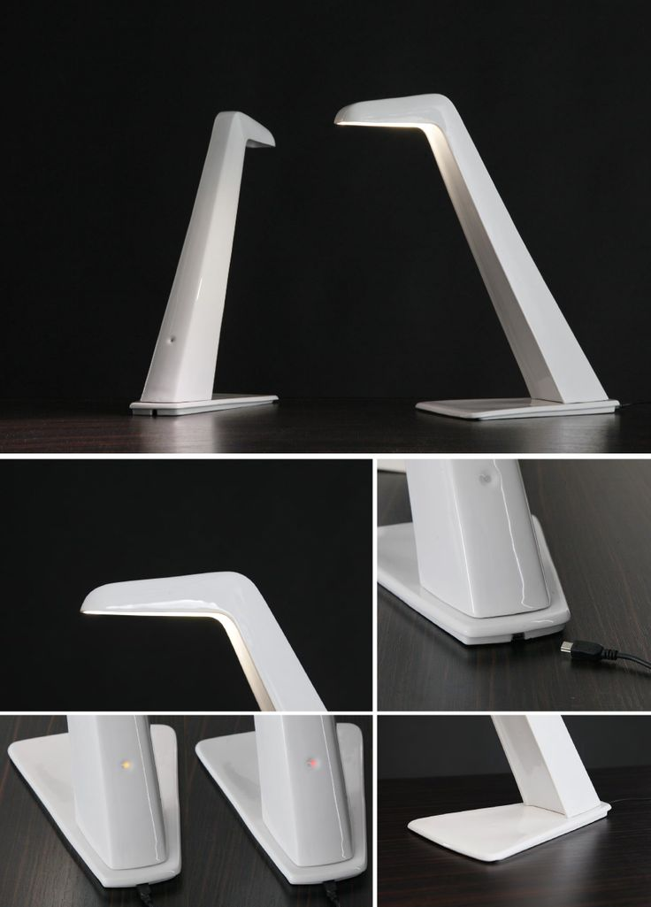 Yoku is a prototype, simple form, decorative desk lamp made of porcelain. Unlike to other objects this type, main attention is focused on reflective properties of metalic covers than light transmission through the porcelain. It illuminates with one 10W LED diode and lights up by touch switch from behind.