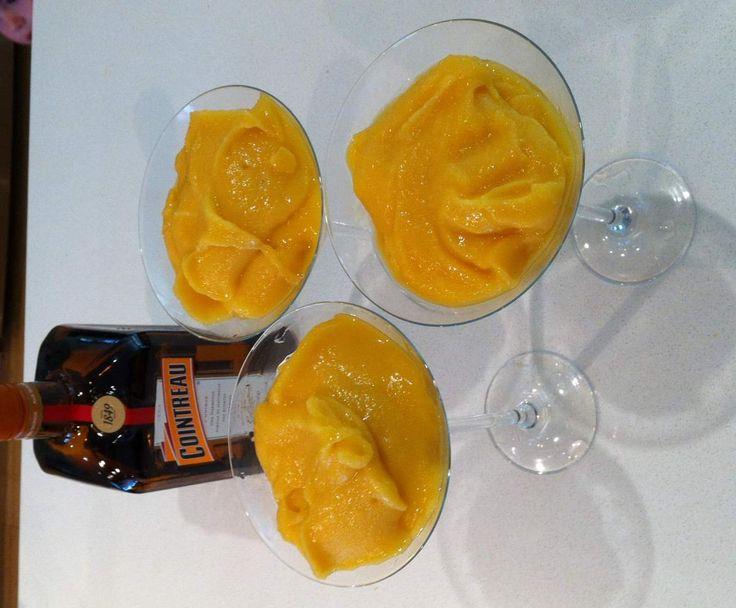 Recipe Frozen Mango Margarita by Heather3 - Recipe of category Drinks
