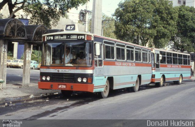 Viação Araçatuba 175 por Donald Hudson