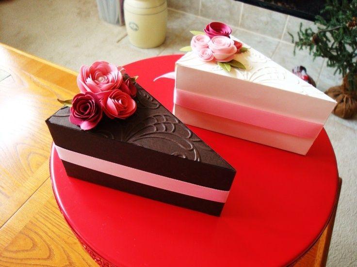 stampin up wedding petal cone ideas | Petal Cone Die Cake Pieces