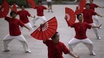 Looking forward to learning tai chi fan