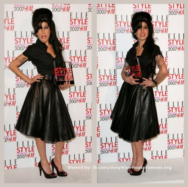 The Elle Style Awards by Elle magazine honors achievement in the fields of style, design, and entertainment. Amy Winehouse received one award from one nomination for Best British Music Act in 2007