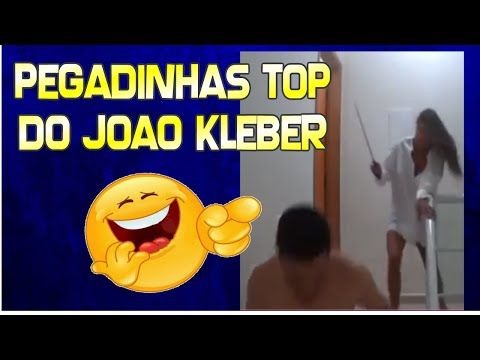 Joao Kleber Pegadinhas - Pegadinhas João Kleber - Te Peguei na TV