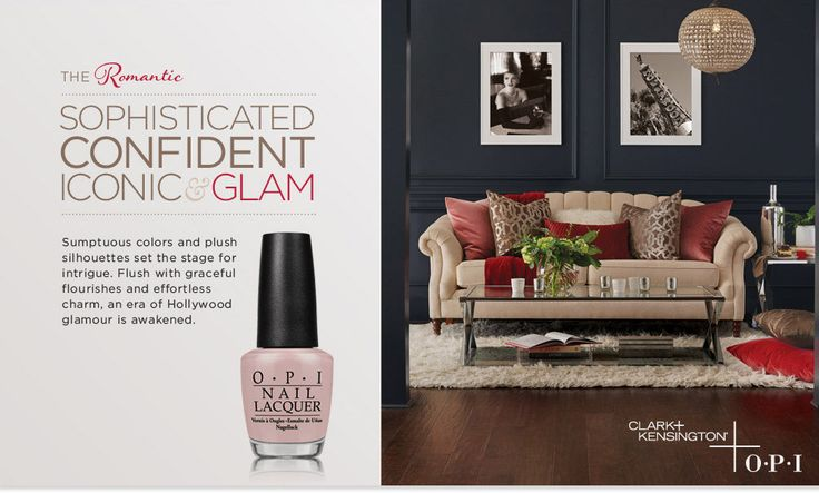 63 Best OPI Clark Kensington Images On Pinterest