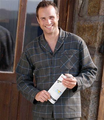 Pyjama Flanelle À Carreaux : http://www.atlasformen.fr/products/grandes-tailles/pyjama-flanelle-a-carreaux/11747.aspx #atlasformen