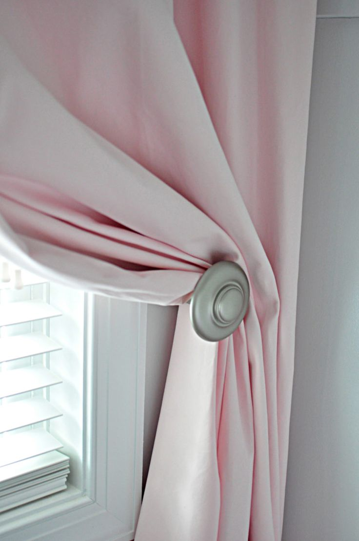 Drapery holdbacks window treatment hardware ebay - Curtain Holdbacks