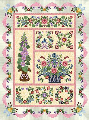 Beautiful quilt by P3designs