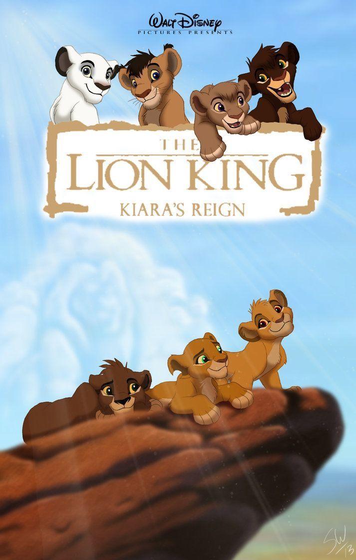 The Lion King : Kiara's Reign.