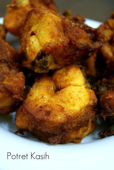 Ayam Goreng Berempah: Citarasa Ngan, Bosan Ngan, Dah Bosan, Indonesian Food, Berempah Lauk, Malaysian Delicaci, Fried Chicken, Chicken Wings, Goreng Berempah