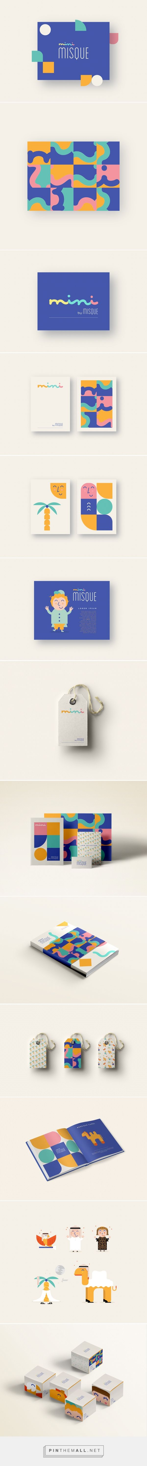 Mini Misque Branding on Behance