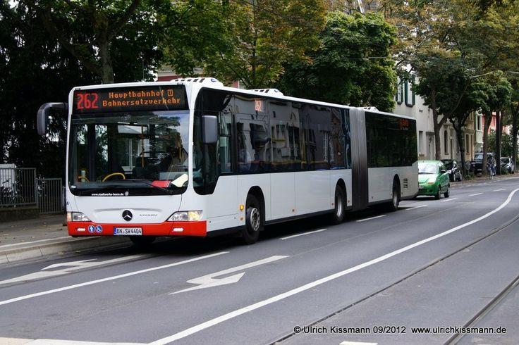 1104 Bonn Eduard-Otto-Str. 15.09.2012 - SEV auf den Linien 61 und 62