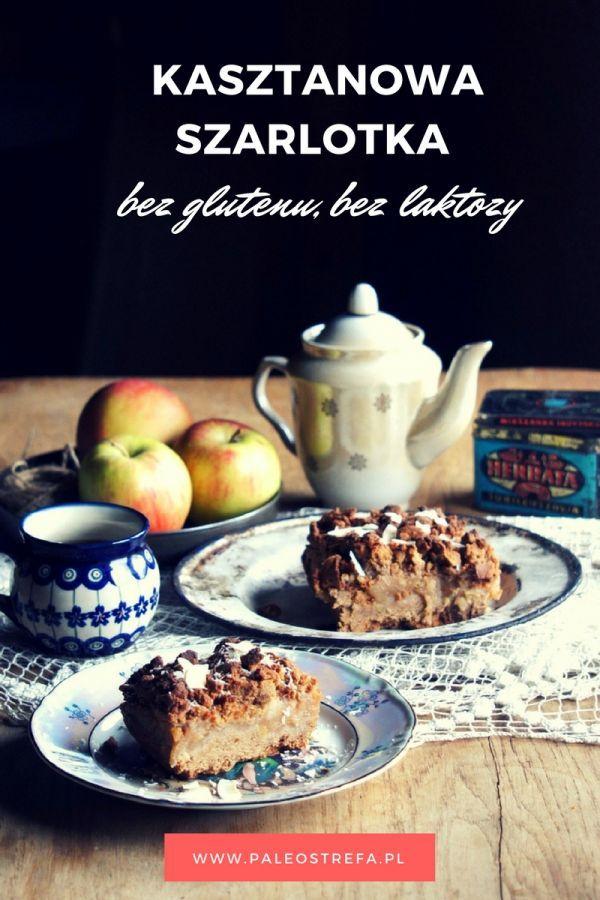 Kruche ciasto bezglutenowe z jabłkami