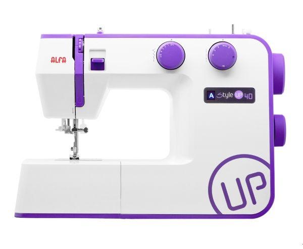 Máquina de coser Alfa Style UP 40