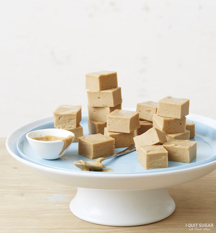 Supercharged Peanut Butter Fudge. Throw together our Gut Lovin' Gelatin with peanut butter and the result is an energypacked, superdelicious snack! Recipe in our new 'Mini Book of Gut Lovin' Gummies'. Available on our store now.