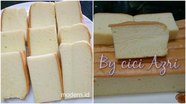 Ogura chesee cake 🎂 buntik, dijamin lembut, ringan dan rasanya gak eneg. Simak resepnya berikut ini:   Bahan A:   5 butir kuning telur  ...