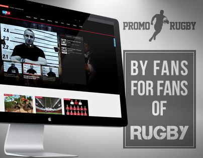 """Check out new work on my @Behance portfolio: """"portal PROMORUGBY.pl"""" http://be.net/gallery/32728725/portal-PROMORUGBYpl"""