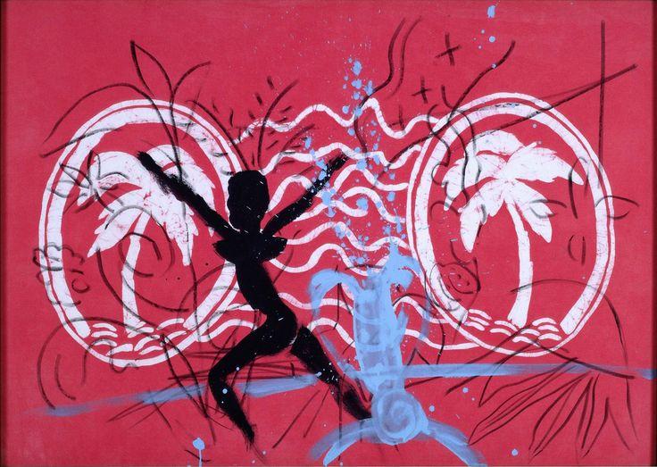 Stefan Szczesny, Jamaica Vibrations, 110 x 154 cm