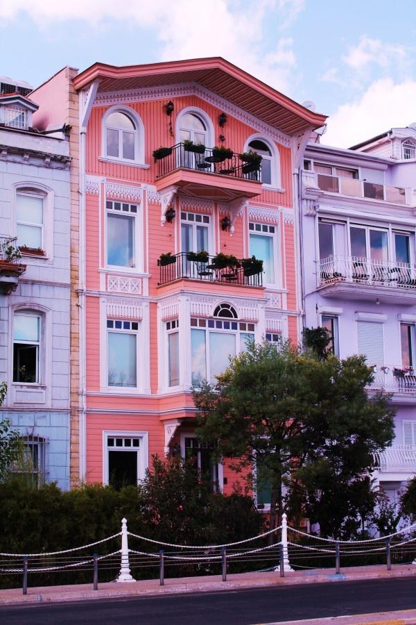 Arnavutköy Evleri (Houses) in Arnavutköy, İstanbul, Türkiye