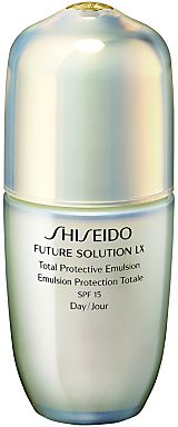 Shiseido Future Solution LX Protective Emulsion SPF15, 75ml
