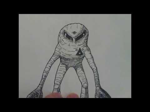 2017 NEW Dulce Base Alien Top Secret Document Exposed - YouTube