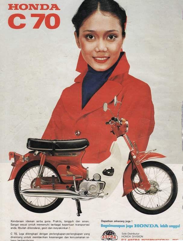 Iklan Honda Tahun Jadul | Kaskus - The Largest Indonesian Community
