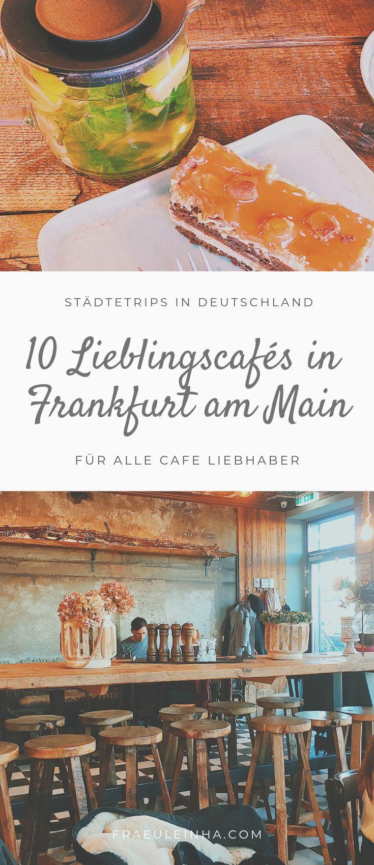 Lieblingscafés in Frankfurt am Main Frankfurt tipps