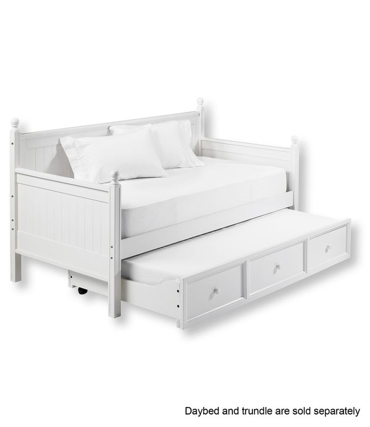Farmhouse Daybed Trundle Playroom