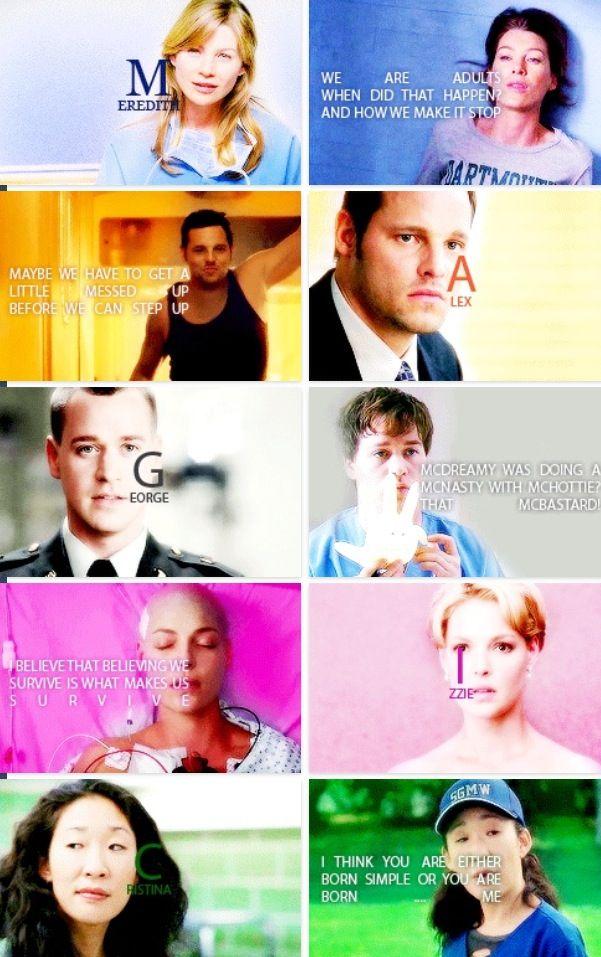 46 Best Greys Anatomy Images On Pinterest Greys Anatomy Grey