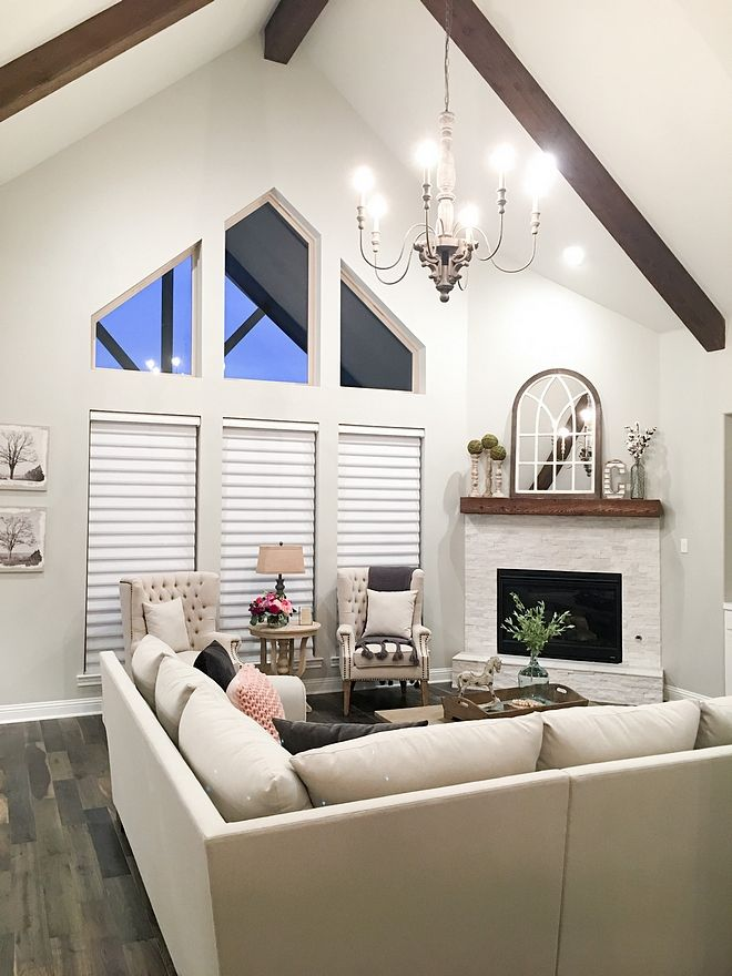 Vaulted Ceiling With Beams Living Room Design Ideas Ceiling Beams Living Room Vaulted Ceiling Living Room Beams Living Room