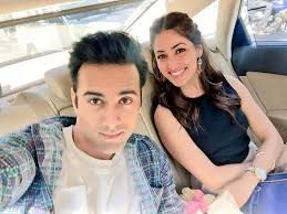 Image result for Photos,Yami Gautam,Pulkit Samrat,Junooniyat Pulkit