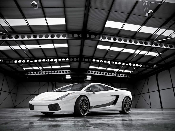 White Lamborghini Superleggera by MUCK-ONE on DeviantArt