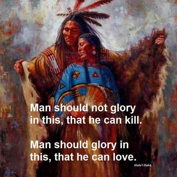 Native Love: Native American